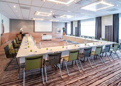 Novotel Eindhoven Vergaderruimte U-vorm